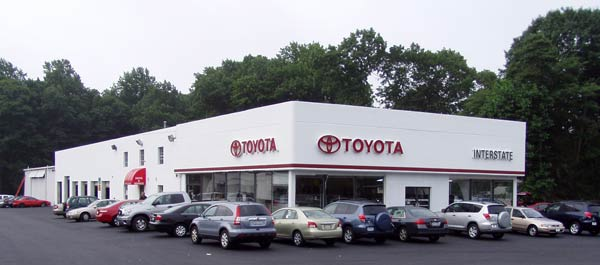 About Interstate Toyota In Rockland County Ny Serving Ny Serving Nj