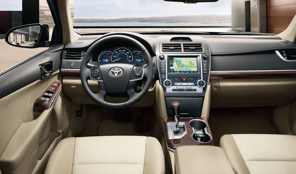 New 2014 Toyota Camry Airmont Ny Interstate Toyota