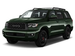 2020 Toyota Sequoia vs. 2020 Ford Expedition