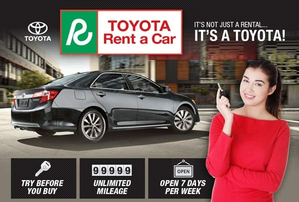 Toyota Car Truck Suv Rentals In Rockland County Ny Interstate Toyota