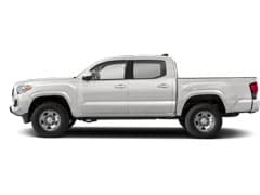 2020 Toyota Tacoma vs. 2020 Chevrolet Colorado