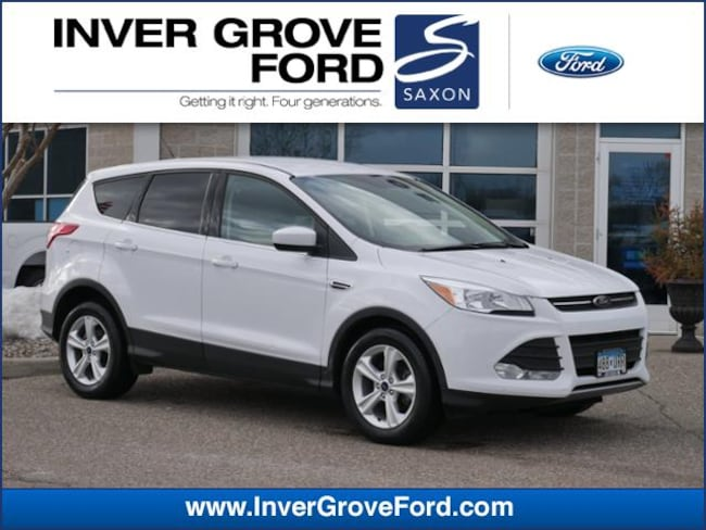 2016 Ford Escape FWD  SE 2.5L 4cyl SUV FWD