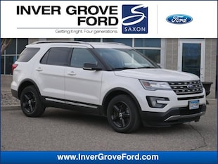 2016 Ford Explorer 4WD  XLT 2.3L 4cyl Ecoboost SUV 4WD