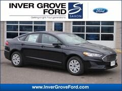2019 Ford Fusion S Sedan Front-Wheel Drive (F