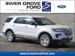 2019 Ford Explorer XLT SUV Intelligent 4WD