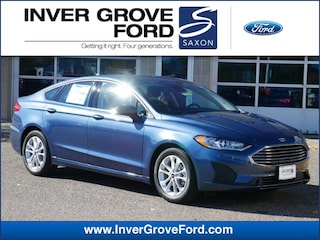 2019 Ford Fusion SE Sedan Front-wheel Drive