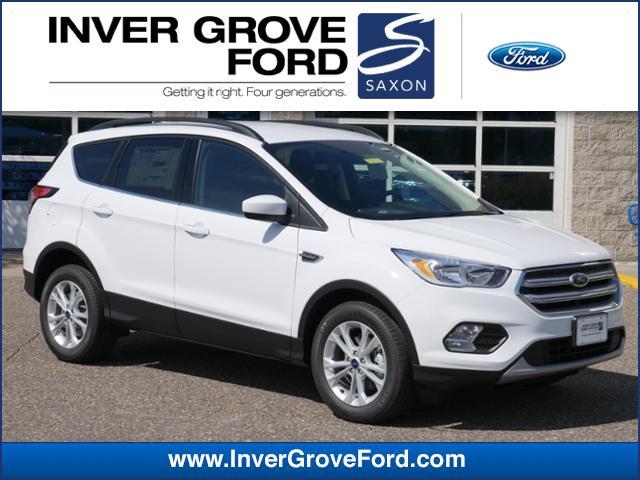 2018 Ford Escape SE SUV Front-Wheel Drive (F