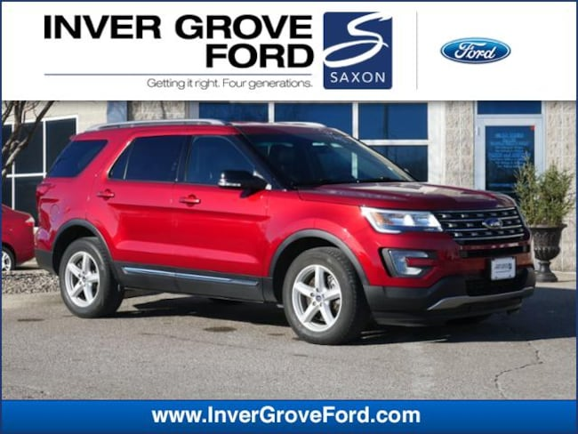 2016 Ford Explorer 4WD  XLT SUV 4WD