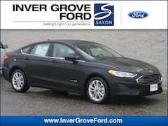 2019 Ford Fusion Hybrid SE Sedan Front-Wheel Drive (F