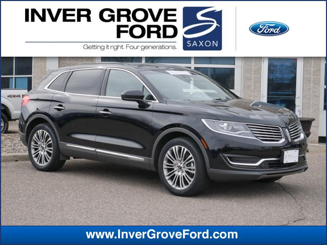 2016 Lincoln MKX AWD  Reserve 3.7L 6cyl SUV AWD