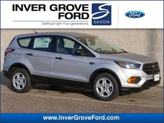 2018 Ford Escape S SUV Front-Wheel Drive (F