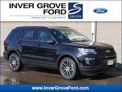 2019 Ford Explorer Sport SUV Intelligent 4WD