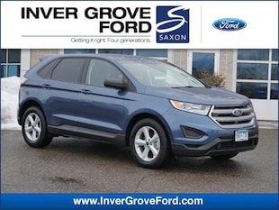 2018 Ford Edge SE FWD 2.0L 4cyl Ecoboost SUV FWD