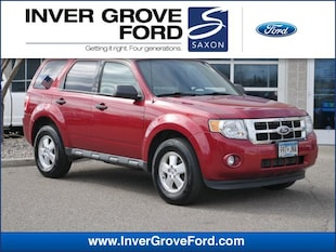 2012 Ford Escape FWD  XLT 2.5L 4cyl SUV FWD