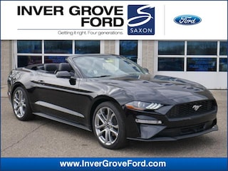 2019 Ford Mustang Ecoboost Premium Convertible Rear-wheel Drive