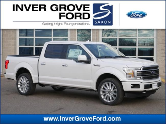 2019 Ford F-150 Limited Truck 4X4
