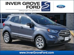 2019 Ford EcoSport SE Crossover Front-wheel Drive