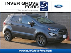 2018 Ford EcoSport SES Crossover Intelligent 4WD