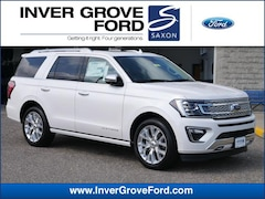 2018 Ford Expedition Platinum 4x4 SUV