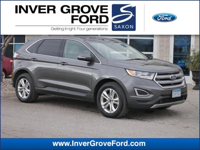 2015 Ford Edge SEL AWD 2.0L 4cyl SUV AWD