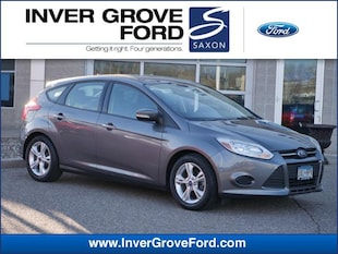 2013 Ford Focus HB SE 2.0L 4cyl FWD
