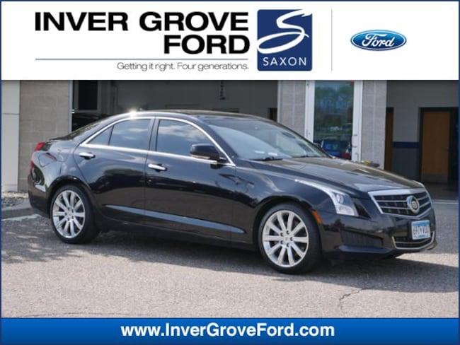 2013 Cadillac ATS 2.0L Luxury AWD 4cyl Sedan AWD