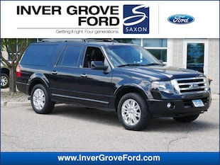 2014 Ford Expedition EL 4WD  Limited 5.4L 8cyl SUV 4WD