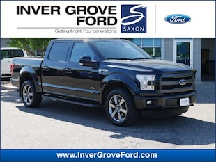 2015 Ford F-150 4WD Supercrew 145 Lariat 3.5L 6cyl Ecoboost Truck 4WD