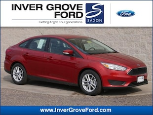 2018 Ford Focus SE Sedan FWD