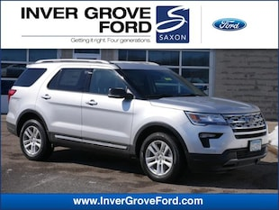 2019 Ford Explorer XLT 4WD SUV 4WD