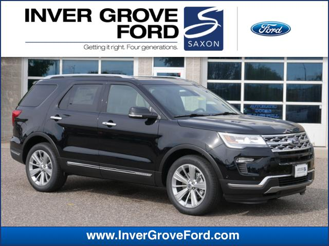 2018 Ford Explorer Limited SUV 4x4