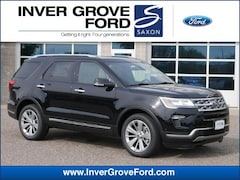 2018 Ford Explorer Limited SUV Intelligent 4WD