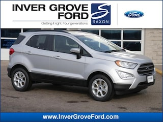2019 Ford EcoSport SE Crossover Front Wheel Drive (F