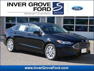 2019 Ford Fusion SE Sedan Front-Wheel Drive (F