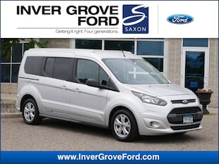 2014 Ford Transit Connect Wagon LWB XLT w/Rear Liftgate 2.5L 4cyl Wagon FWD