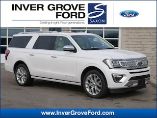 2019 Ford Expedition Platinum SUV 4X4