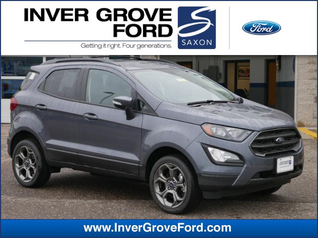 2018 Ford EcoSport SES Crossover 4x4