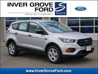 2018 Ford Escape S SUV Front-Wheel Drive (F