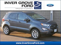 2018 Ford EcoSport SE Crossover Front-wheel Drive