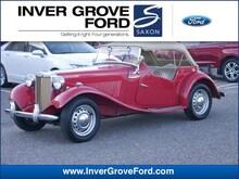 1953 MG TD 2887