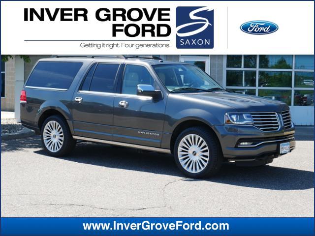 2016 Lincoln Navigator L Reserve SUV