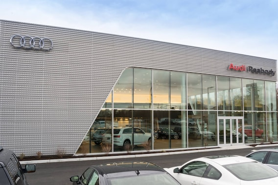 Audi Dealership Near Me >> Audi Dealer Near Me Audi Peabody