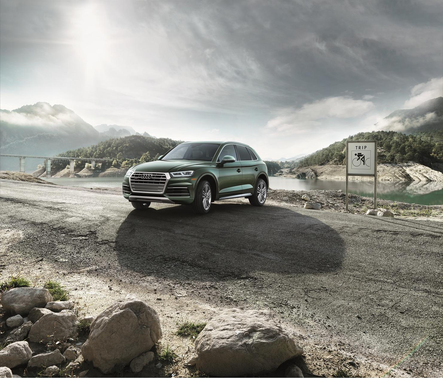 2019 Audi Q5: Audi Q5 Gas Mileage