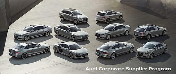 Audi Corporate Supplier Program Peabody Ma Audi Peabody
