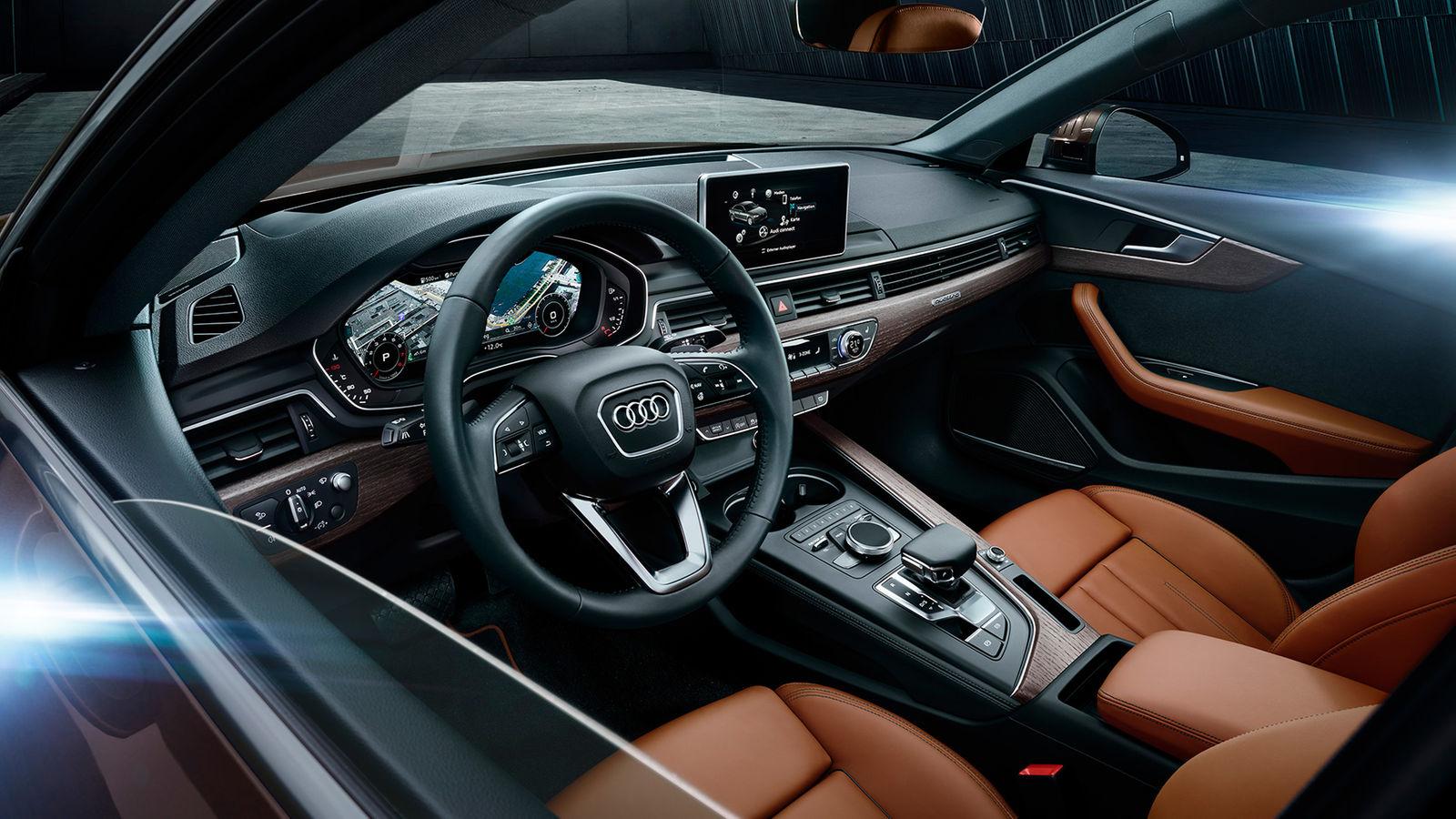 A4 Interior Peabody MA | Audi Peabody