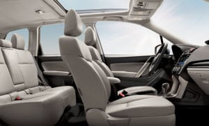 2018 Subaru Forester Interior: Style U0026 Space Specifics. The ... Good Ideas