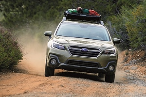 Subaru outback towing capacity