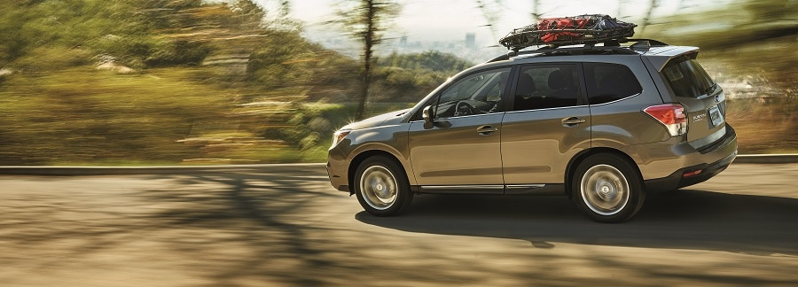 2015 subaru forester towing capacity