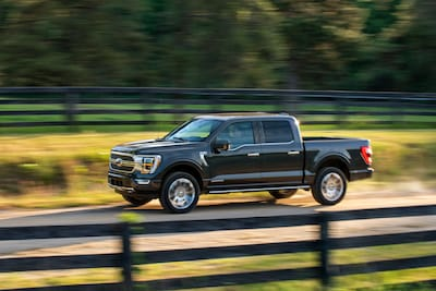 Ford F150 Limited SuperCrew