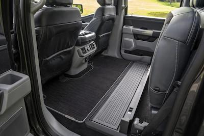 new ford f150 interior
